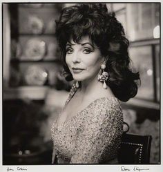 """""""The"""" Joan Collins"""