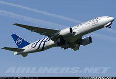 "Saudia Boeing 777-268/ER ""SkyTeam Alliance LogoJet"""