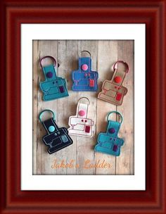 Photo: Of all the snap tab key rings I have tried, I have to say these are my favorite ;) #sewingmachine