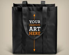 custom reusable shopping bags - proceeds to benefit local charity? Personalized Tote Bags, Reusable Shopping Bags, Real Estate Sales, Custom Bags, Sales And Marketing, Laptop Bag, Charity, Scooter Store, Printables