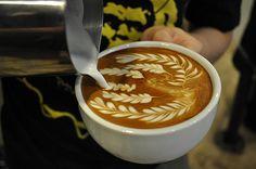 coffee laurels <3