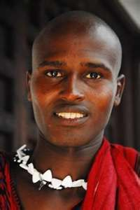 Masai, Africa