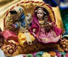 Cute Radhe Krishna