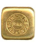 Rothschild Goldbarren 50 Gramm