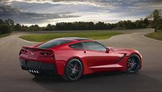2014 Chevrolet Corvette Stingray 2014 Chevrolet Corvette C7 Stingray: The 'Vette Chevy should have built a decade ago #corvette #2014 #C7StingRay