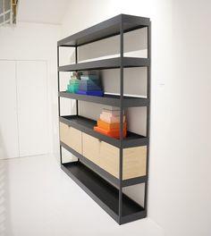 New order boekenkast 2 - 214 cm