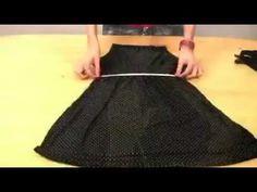 pratik elbise dikimi - YouTube