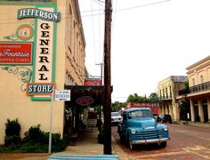 This small Town is so cute and great for shopping. If you like ghost story's this is the town to come to, this is the most haunted town in Texas .