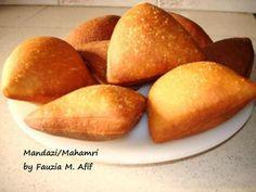 Coconut Mandazi/Mahamri - Step by Step | Fauzia's Kitchen Fun
