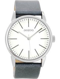 Ρολόι OOZOO από Ανοξείδωτο Ατσάλι Αναφορά 022505 Ρολόι OOZOO από ανοξείδωτο  Ατσάλι σε ασημί χρώμα. cb46a91010e