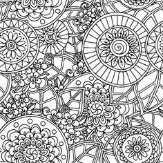 These Coloring Books For Grown Ups Are More Addictive Than Smartphones