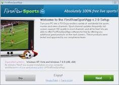 Enjoy every sport with firstrow. Click here http://www.firstrowsports.li