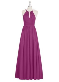 6fbf2fb128 Shop Azazie Bridesmaid Dress - Cherish in Chiffon. Find the perfect  made-to-order bridesmaid dresses for your bridal party in your favorite  color