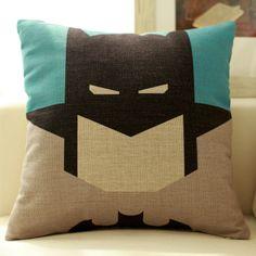 divertida e criativa superman batman capasdealmofadas fronha de almofada capa para sofá de casa e as crianças caixa superman caso almofada