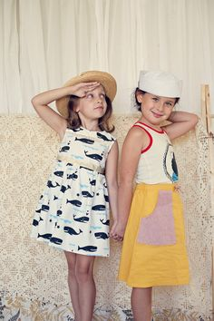Misha Lulu Summer 13.  Image by Jessie Kenney and Styling by Heather Rome.