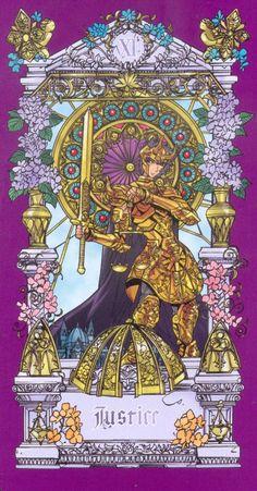Tarot Capricorn