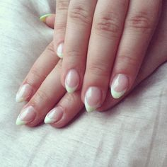 Gelnails, french manicure