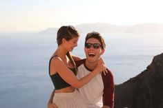 Zalfie on Holiday