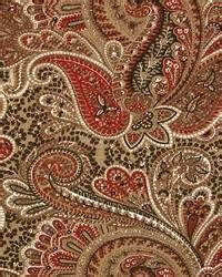 red paisley curtains prints fabric - - Yahoo Image Search Results