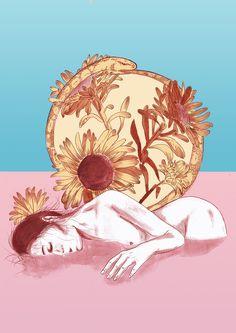 Conheça uma artista: a arte de Sabrina Gevaerd #mulheresnasartes