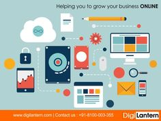 We design, build and market effective websites and mobile applications. Focus on what you do best. Let us do the rest at #DigiLantern - The Digital Marketing Agency.