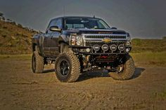 Love off road chevys