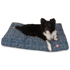 Navajo Rectangle Dog Bed by Majestic Pet Products