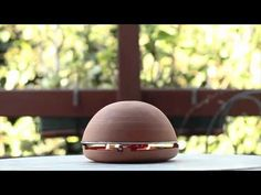 The Egloo is the terracotta candle heater you need for a sustainable, cost effective way to heat your home. Check out everything you can do with your egloo! Candle Heater, Ikea 2015, Candle Power, Natural Candles, Rocket Stoves, Radiant Heat, Off The Grid, Alternative Energy, Sustainable Living