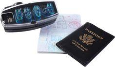 plug genie international travel power strip.  available summer 2014.