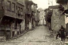İstanbul cumbalı evler 1925