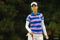 「いまは気持ち良くゴルフがしたい」と上田桃子