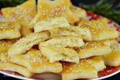 Saratele fragede cu branza - CAIETUL CU RETETE Balerina, Apple Pie, Desserts, Crack Crackers, Tailgate Desserts, Deserts, Postres, Dessert, Apple Pie Cake