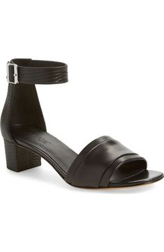 Vince 'Raine' Ankle Strap Sandal (Women) available at #Nordstrom