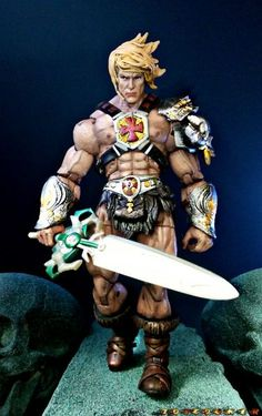 He-Man (Sideshow style) (Marvel Legends) Custom Action Figure