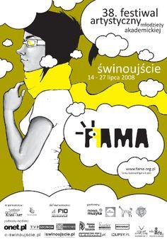 Fama Festival - Świnoujście, Poland - Agata Dębicka 2008 | http://pinterest.com/agde/