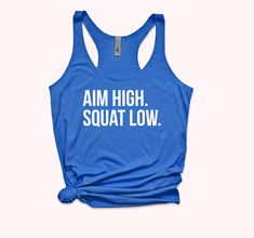 Discover all our awesome women's tank tops. High Quality Tee's, Sweatshirts, Tank Top, Hoodies, Swimwear & More! Gym Shirts, Funny Crossfit Shirts, Fitness Shirts, Fitness Gear, Feminist Shirt, Workout Tanks, How To Do Yoga, Shirt Shop, Racerback Tank
