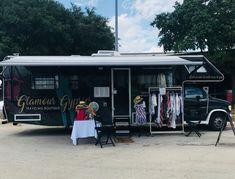 Mobile Fashion Truck, Street View, Glamour, Boutique, Travel, Viajes, Destinations, Traveling, Trips