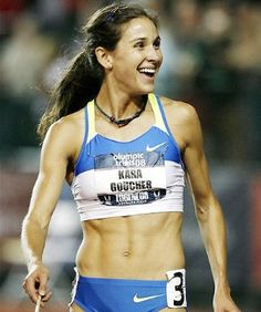 oh kara goucher, how you inspire me