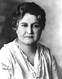 In 1921 a group of several thousand women marched across the coalfields of southeast Kansas in courageous protest against unfair labor laws and practices. Mary Skubitz, a leader of the march, was arrested.