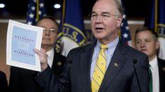 Donald Trump's HHS Nominee Representative Tom Price Testifies on Capitol...