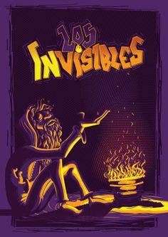 Los in-visibles by JKR , via Behance