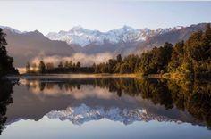 The splendor of New Zealand - Daniel Tran Photography