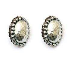 Haskell Mottled Pearl Earrings