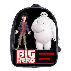 BIG HERO 6 LARGE BACKPACK $24.99 http://www.blujay.com/?page=profile&profile_username=officer1963&catc=89002000