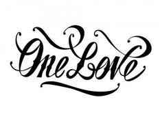 One love... New tattoo?