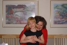 August 2009 - Michele and Liz