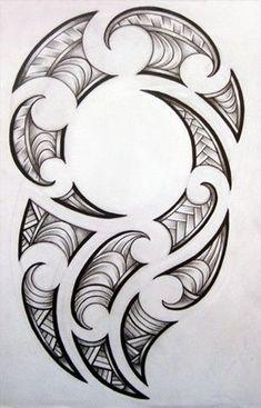 tattoo | ❀ krystalynlaura                                                                                                                                                                                 Más #maoritattoos