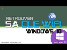 Retrouver sa clé WiFi Windows 10 - YouTube Windows 10, Company Logo, Youtube, Youtubers, Youtube Movies