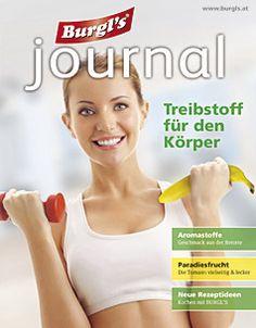Treibstoff für den Körper Journal, Food And Drinks