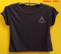 Deatly harrow Shirt Harry Potter Shirt Ernte Shirt von LookOhm